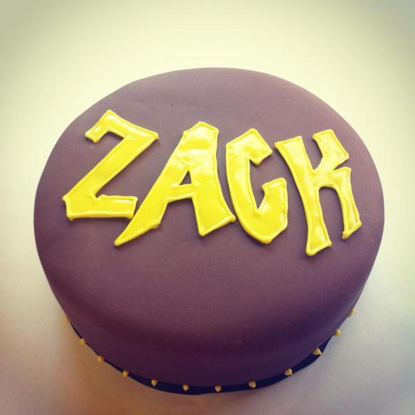 Zack cake