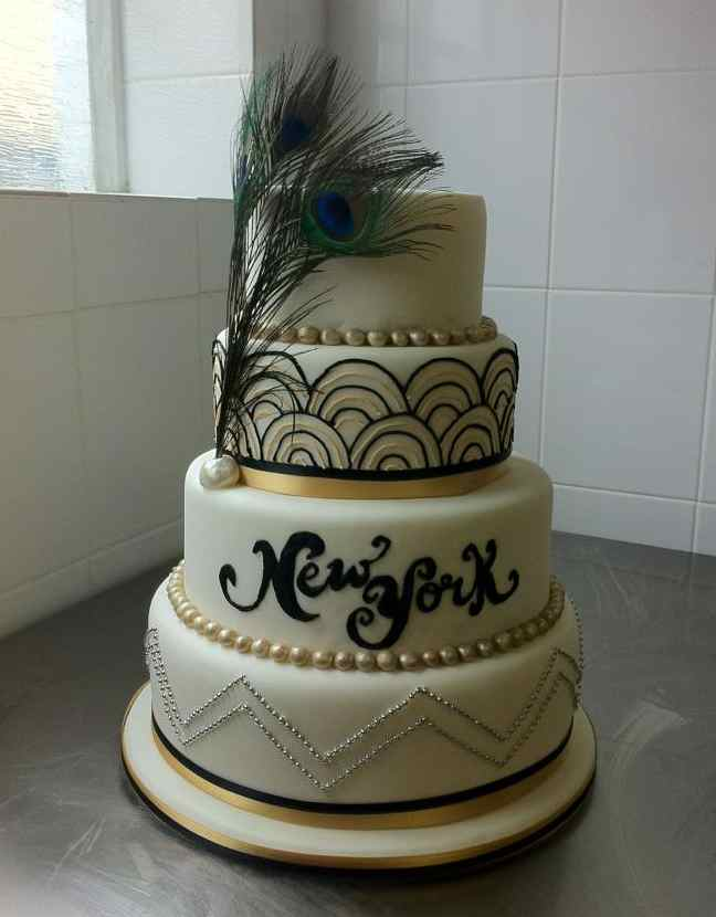 Wedding cakes are available from £3 per portion – please email us ...